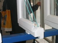Zateplení oken - výměna izolačního dvojskla